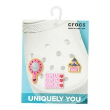 Jibbitz Crocs Princess in the Castle 3 Pack-image