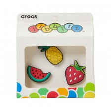 Jibbitz Crocs Fruit 3 Pack-image