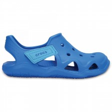 Saboți Crocs Swiftwater Wave Kids-image