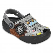 Saboti Crocs Fun Lab Lights Clog-image
