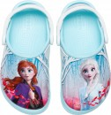 Saboți Fete casual Crocs Crocs Fun Lab OL Disney Frozen 2 Clog Albastri deschisi -2