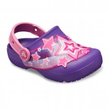 Saboti Crocs Fun Lab Shooting Stars Clog-image