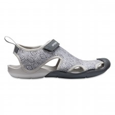 Sandale Crocs Women's Swiftwater Graphic Mesh Sandal-image