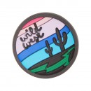 Copii Crocs Wild West Patch  -1