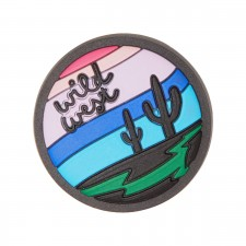 Jibbitz Crocs Wild West Patch-image