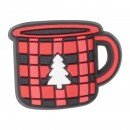 Copii Crocs Plaid Mug Negri -1