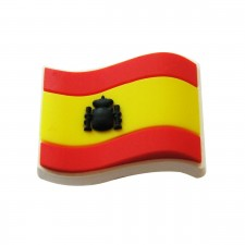 Jibbitz Crocs Spain Flag-image