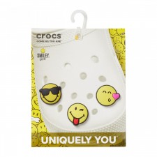 Jibbitz Crocs Smiley Fun 3 Pack-image
