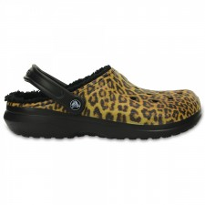 Saboți Crocs Classic Lined Graphic Clog-image