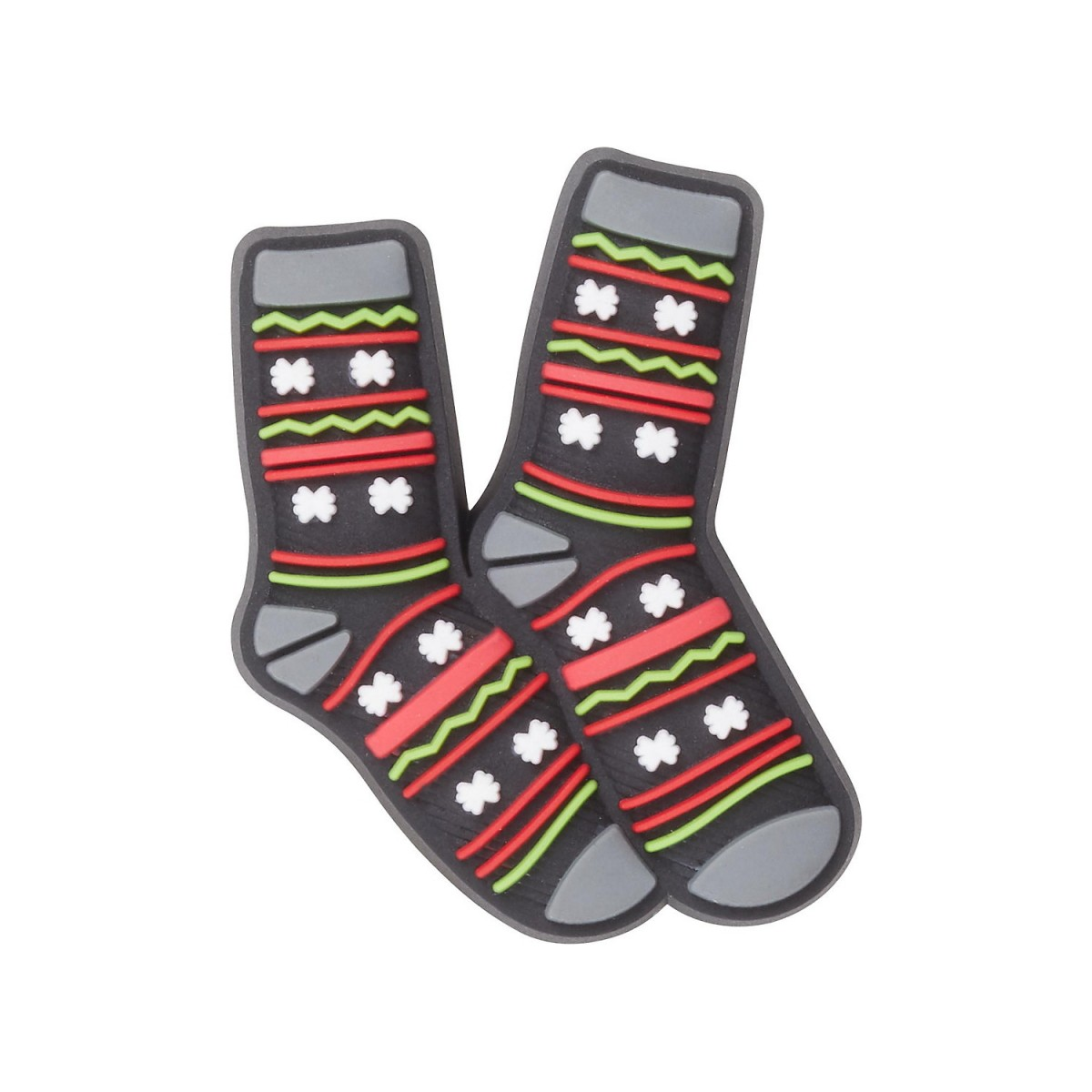 Copii Crocs Holiday Socks  -1