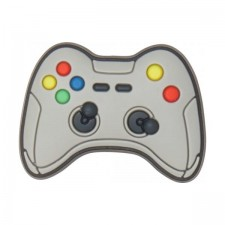 Jibbitz Crocs Grey Game Controller-image