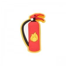 Jibbitz Crocs Fire Extinguisher-image