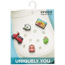 Jibbitz Crocs Vacation Vibes 5 Pack-image