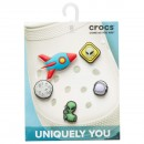 Copii Crocs Outer Space 5 Pack  -1