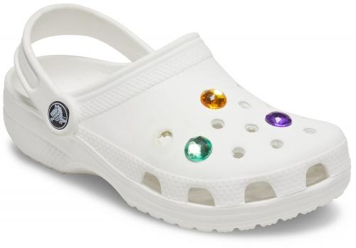 Copii Crocs Sparkly Circle 3 Pack 3  -2